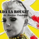 Zelda la rouge - Martine Pouchain