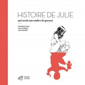 Histoire Julie ombre garçon Thierry Magnier