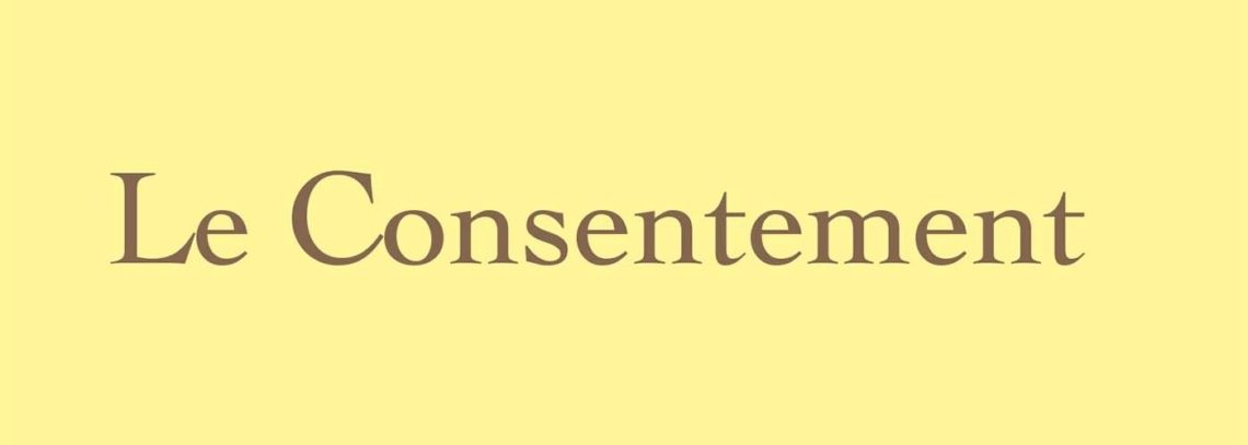 Le consentement Vanessa Springora