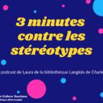 [Podcast] 3 minutes contre les stéréotypes de genre